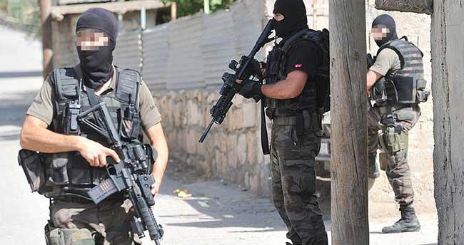 Ankara merkezli 6 ilde terör örgütü operasyonu