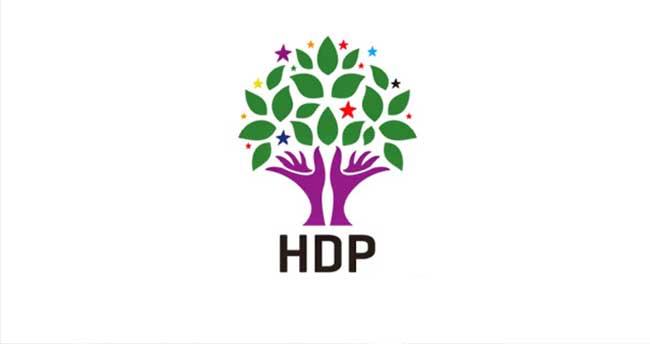 HDP'ye şok! Tutuklandılar…