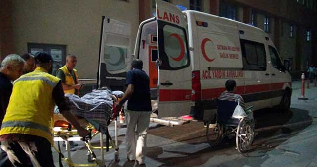 Kobani'de yaralan 3 kişi kaçak yollardan Batman'a getirildi!
