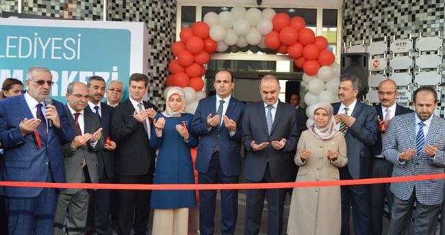 Konya'da Eğitim Aile Sağlığı Merkezi Açıldı