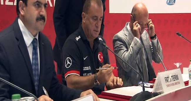 TFF Ülker 13 Yaş İstanbul Okullar Ligi protokolü imzaladı