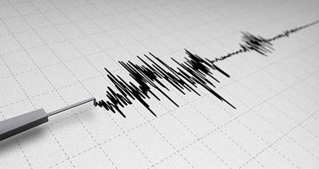Antalya'da şiddetli deprem!