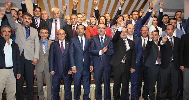 Konya'da MHP'ye, Ak Parti'den Sürpriz Katılım