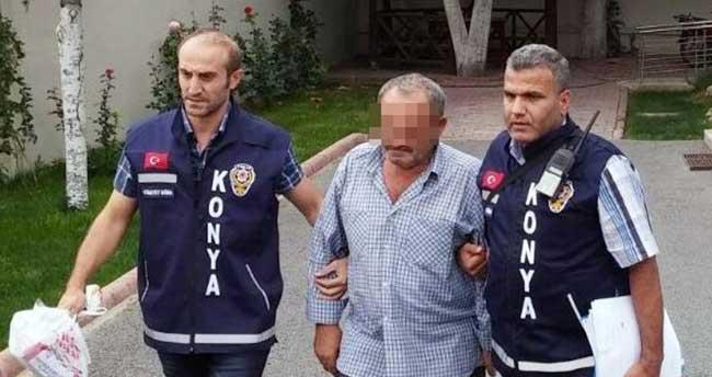 Konya'daki Dünür Cinayetinin Zanlısı Tutuklandı