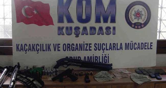 Kuşadası'nda insan tacirlerine operasyon