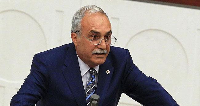 AK Parti Milletvekili Fakıbaba trafik kazasında yaralandı