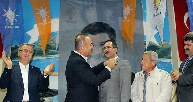 Burdur'da AK Parti'ye katılım