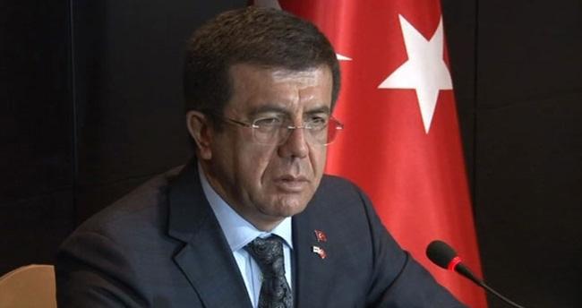 Ekonomi Bakanı Zeybekci'den dolar yorumu