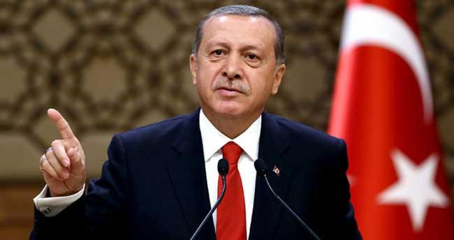 Erdoğan: '5 tane ülkeye dünyanın kaderi bırakılmaz'