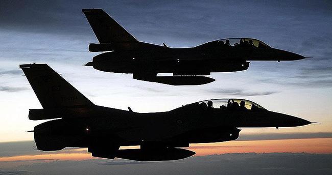 Yunan jetleri uluslararası hava sahasında Türk-F-16'larını taciz etti