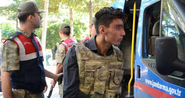 Gaziantep'te iğrenç olay