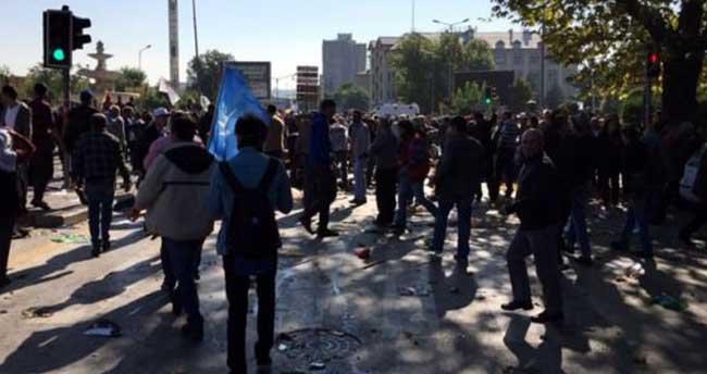 Ankara'da 2 ayrı patlama: 47 ölü, 126 yaralı