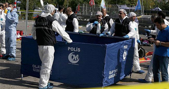 Ankara'daki patlamada 95 kişi hayatını kaybetti