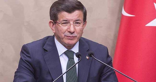 Başbakan Davutoğlu 17:00'de basın toplantısı düzenleyecek