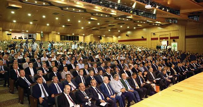Enerji'nin zirvesi Konya'da buluşuyor