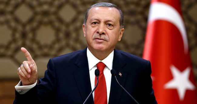 Erdoğan'dan saldırısı sonrası ilk açıklama!
