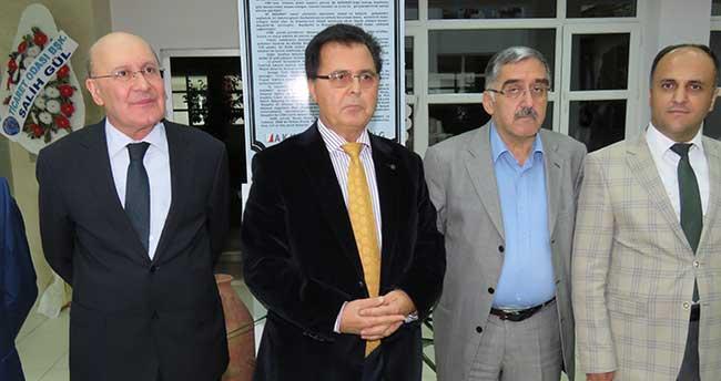 Fas Büyükelçisi Lotfi Aouad, Beyşehir'de