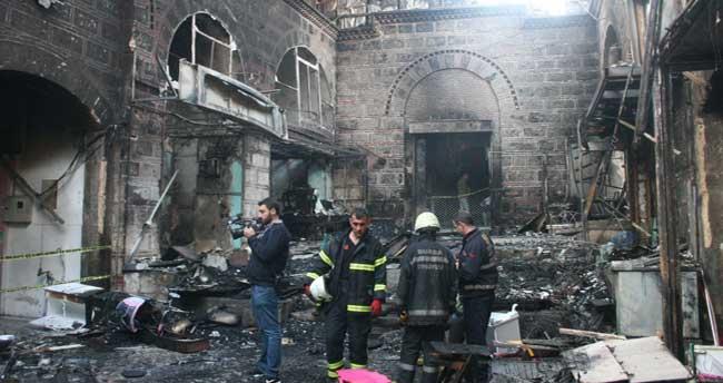 Kapalıçarşıyı kül eden yangının korkunç bilançosu ortaya çıktı