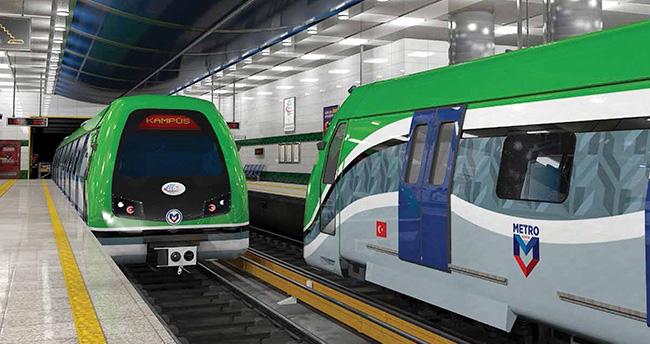 Konya Metrosu için ihaleye çıkılıyor