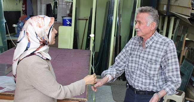 Konya'da Ak Parti'nin Seçim Çalışmaları Sürüyor