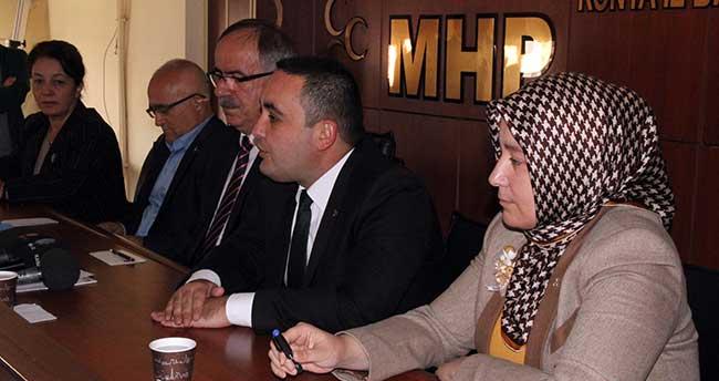 MHP'den Patlamaya İlişkin Açıklama