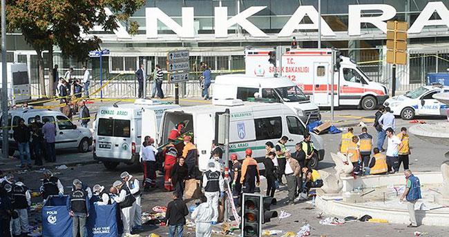 Ankara'daki saldırı için 4 müfettiş görevlendirildi