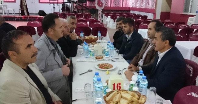 Başkan Tutal Din Görevlileri İle Bir Araya Geldi