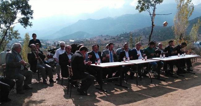 Başkan Tutal Yayla Mescidinin Açılışını Yaptı