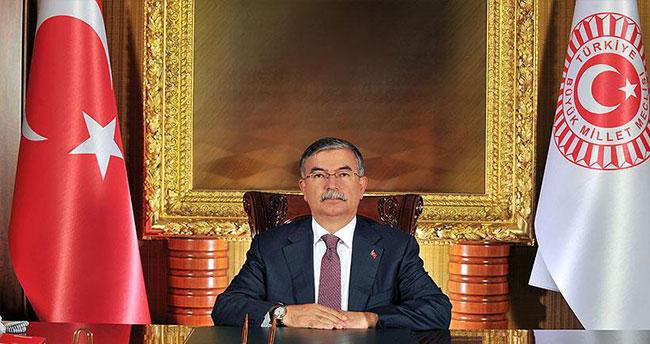 TBMM Başkanı Yılmaz: Saldırı Türkiye'yi derinden yaraladı