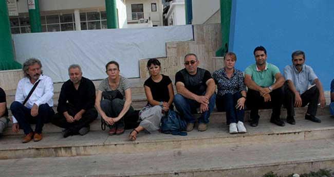 Ankara'daki kanlı saldırıdan 5 dakika ile kurtuldular