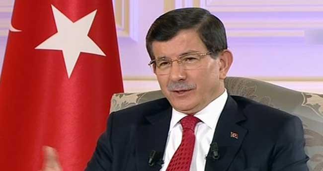 Başbakan Davutoğlu: Bir isme çok yaklaşıldı