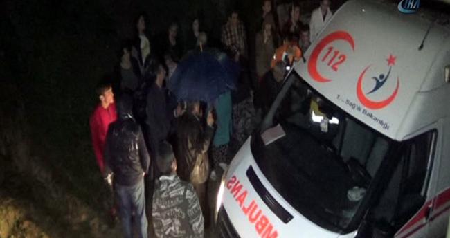 Ormanlık alanda kaybolan 4 kişi, 6 saat sonra kurtarılabildi