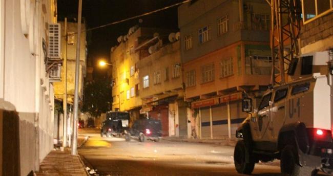 Polise molotoflu saldırı