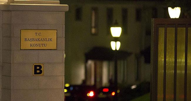 Başbakan Davutoğlu, İçişleri Bakanı Altınok ile görüştü