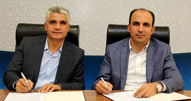 Bozkır ve Selçuklu belediyeleri işbirliği protokolü imzaladı