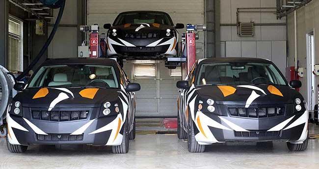 İşte yerli otomobil