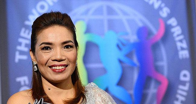 '2015 Uluslararası Çocuk Barış Ödülü' sahibini buldu