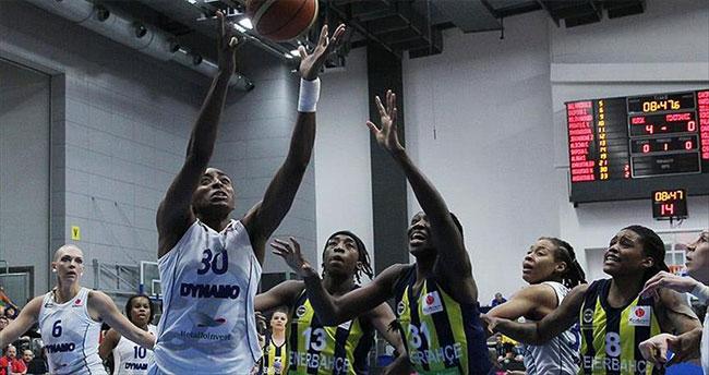 Fenerbahçe Dinamo Kursk'a yenildi