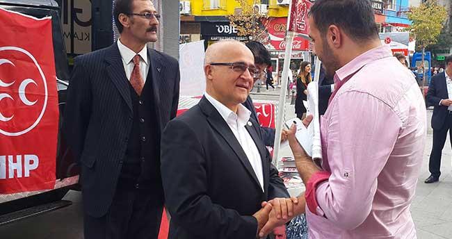 "MHP'li Gönen: ""İktidara Talibiz"""