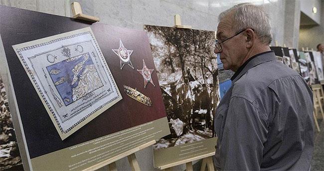 Moskova'da 'Çanakkale Savaşı' fotoğraf sergisi