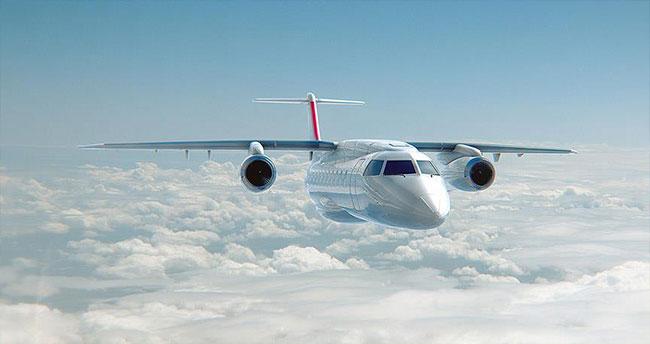 Türkiye'nin ilk bölgesel uçağı TRJet motorunu seçti