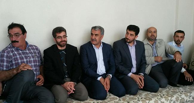 AK Partili Milletvekili Ağralı Cihanbeyli'de