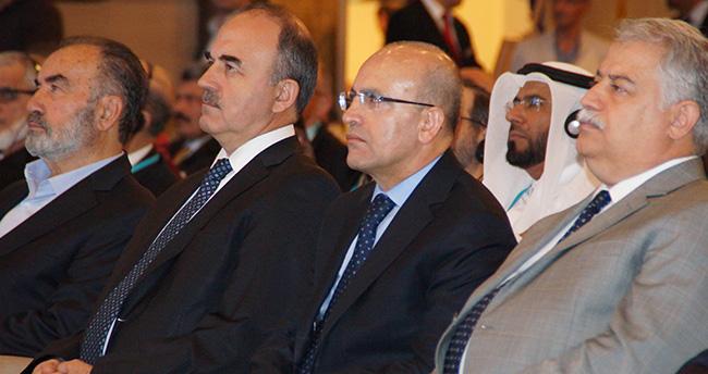 Bakan Şimşek Konya'da İslam Ticaret Hukuku Kongresi'ne Katıldı