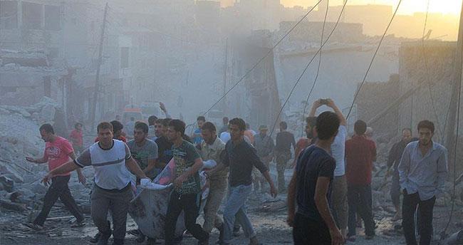 Rusya'nın Suriye'deki hava saldırılarında ölenlerin sayısı 32'ye çıktı