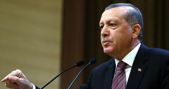 Erdoğan: 'Müslümanım' diyor, bu nasıl Müslüman?'