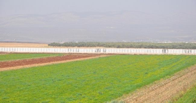 Hatay'da Sınıra Türk Seddi