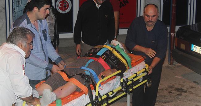 Karaman'da Balkondan Düşen Yaşlı Adam Hayatını Kaybetti