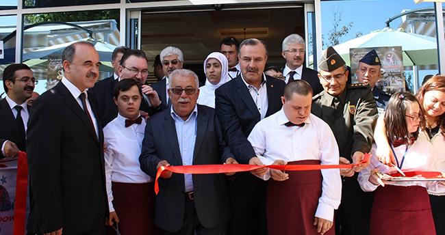 Konya Down Kafe ve Bistro Hizmete Girdi