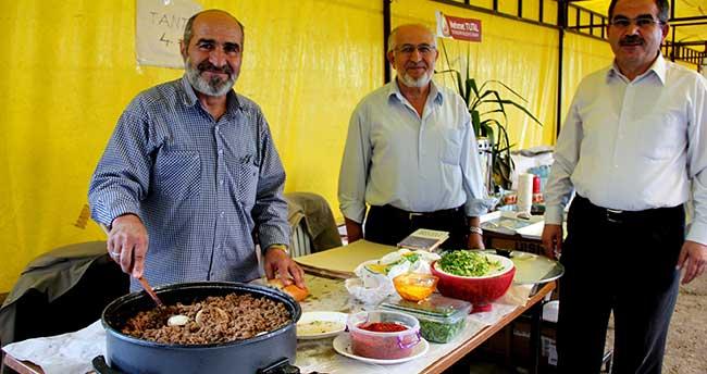 Seydişehir'de Afrika için kermes