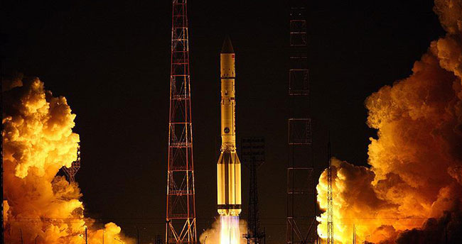 Türksat 4B fırlatılmaya hazır